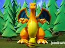 Robot Chicken Dragon