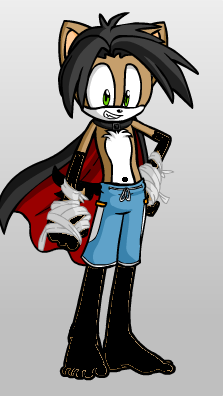 Sam the Hyena