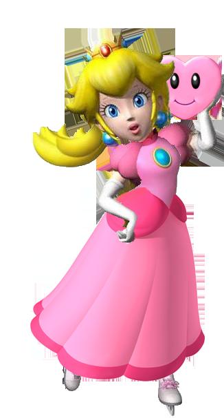 Princess Peach (Pocahontas)