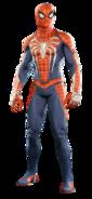 Spider man advanced suit transparent by asthonx1 dcr0zls-pre-1