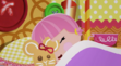 Sprinkle Spice Cookie Sleeping in the Lalaloopsy episode A Tree Grows in Lalalioopsy Land