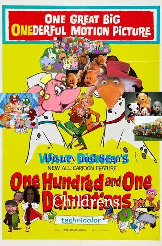 101 Childrens 1961 Poster.jpg