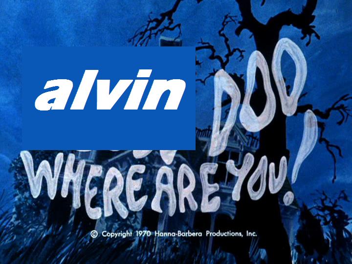 Alvin Doo, Where Are You!