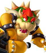 Bowser in Mario Kart 7