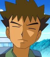 Brock in Pokemon Cilan and Brock! Gyarados's Imperial Rage!!