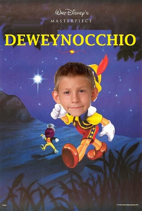 Deweynocchio