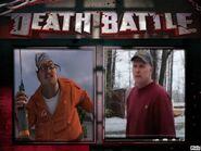 Dwayne LaFontant vs Psycho Dad