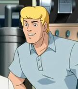 Fred Jones in Scooby Doo and the Cyber Chase
