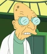 Hubert J. Farnsworth (TV Series)