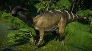 JWE Muttaburrasaurus