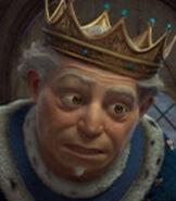 King Harold in Shrek Forever After