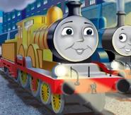 Molly in My Thomas Story Libary
