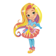 Nickelodeon Sunny Day Character