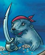 Seal in hugo lek och lar 7 hugo och djuren i havet