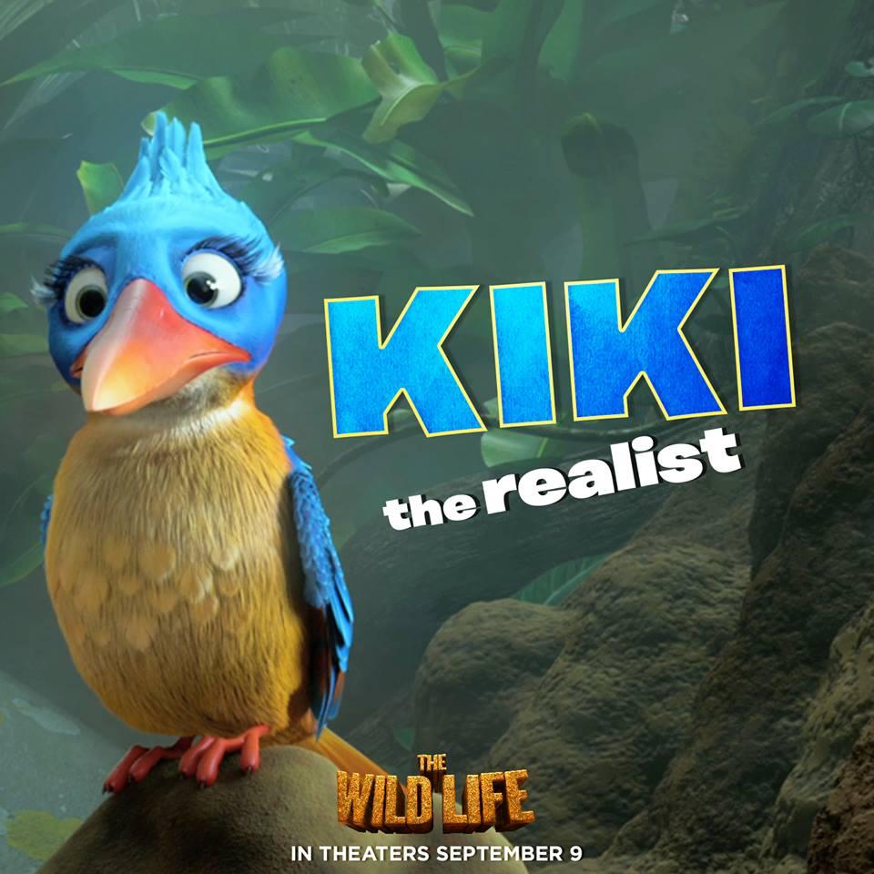 Kiki (The Wild Life)