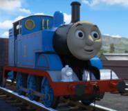 Thomas the Tank Engine (Thomas & Friends) as Casey Jr