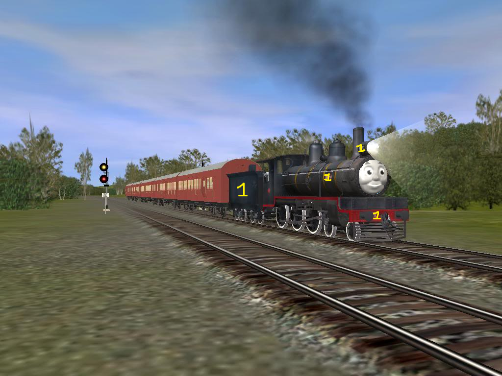 Archie the PB15 (Trainz)