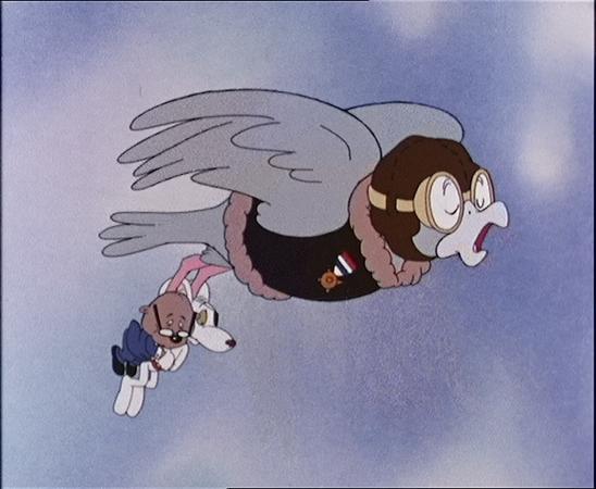 Buggles Pigeon