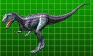 Ceratosaurus kyoryu-king