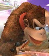 Donkey Kong in Super Smash Bros. Brawl