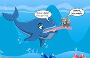 Elephant and the Blue Whale