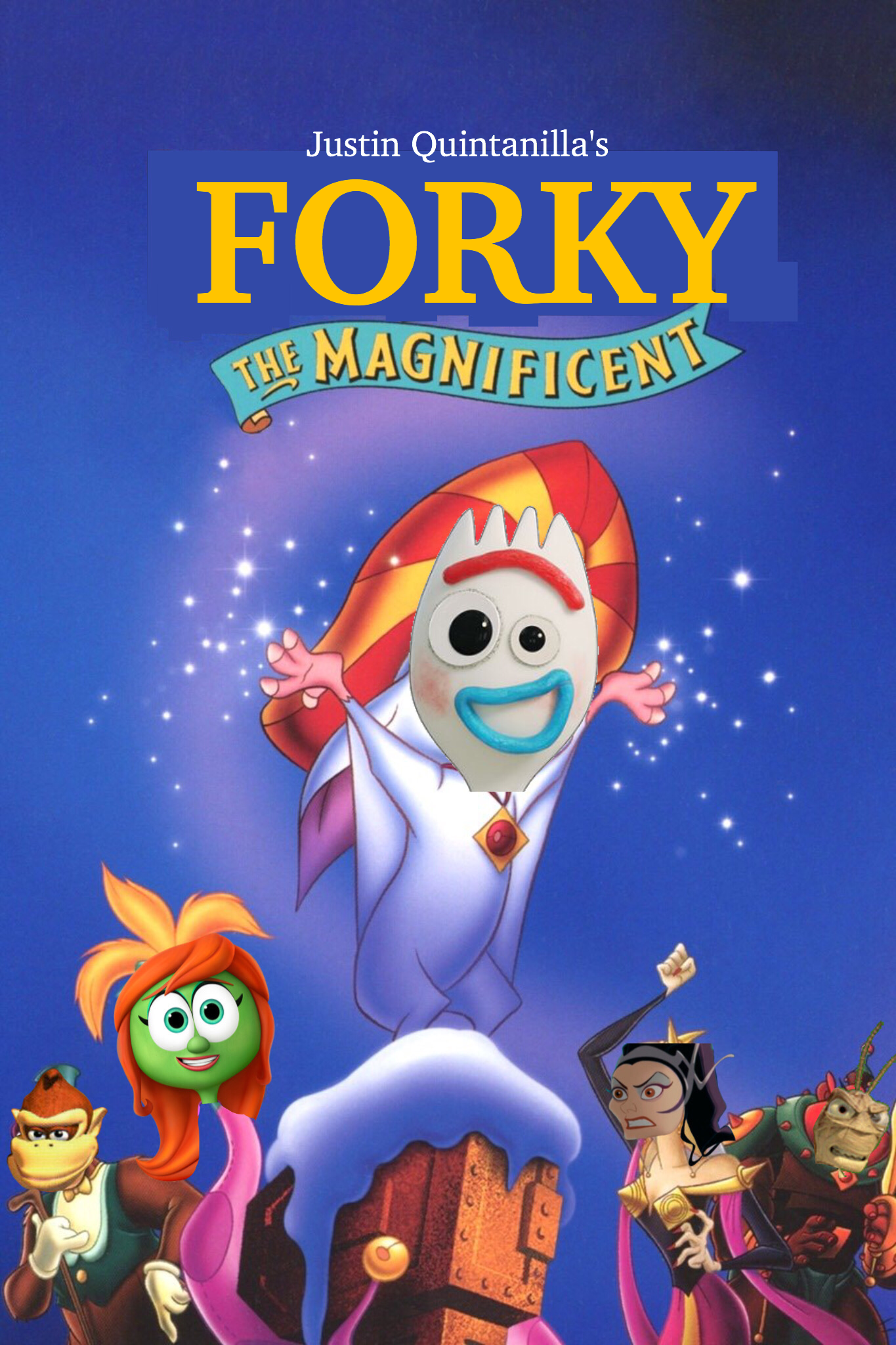 Forky the Magnificent