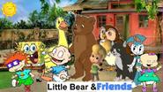 Little Bear & Friends(Barney and Friends)