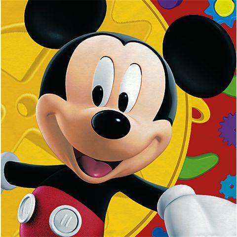 Mickey Returns
