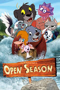 Open Season (TheWildAnimal13 Animal Style) 1 Poster