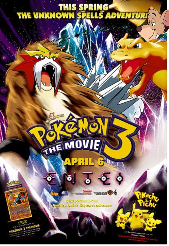 Pokemon 3 The Movie (Chris1701 Style)