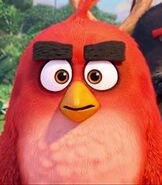 Red in The Angry Birds Movie 2 (2019)-0