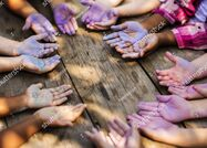 Stock-photo-children-art-drawing-together-612157889