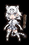 46 White Tiger