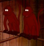 Beginner's Bible Monkeys