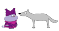 Chowder meets Wolf