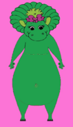 Hippo Baby Bop Front