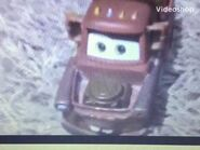 Mater in The Adventure Begins of Cars Story