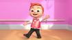 Nico dancing in Tap Dancing Song