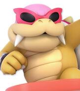 Roy Koopa in Super Smash Ultimate