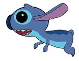 Stitch Balloon in my version