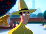 Ted Shackleford (The Man in the Yellow Hat)