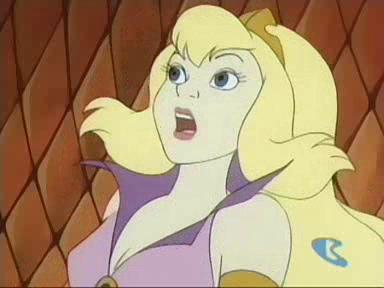 Princess Daphne (Dragon's Lair)
