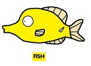 Emmett's ABC Book Fish