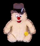 Frosty plush