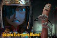 Kubo Hates Frank the Sausage