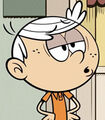 Lincoln Loud in The Loud House