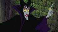Maleficent has a starfish