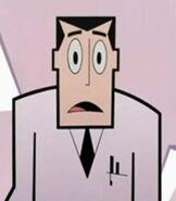 Professor Utonium in The Powerpuff Girls Movie