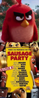 Red Hates Sausage Party (2016)