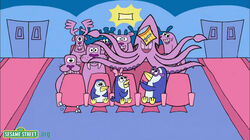 Sesame Street Hollywoodedge, Crowd Reaction Shock PE142501.jpg
